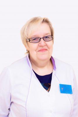 Близнец Антонина Александровна