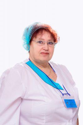 Булова Людмила Митрофановна