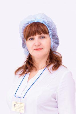 Никишова Наталья Владимировна
