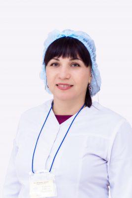 Новицкая Наталья Михайловна