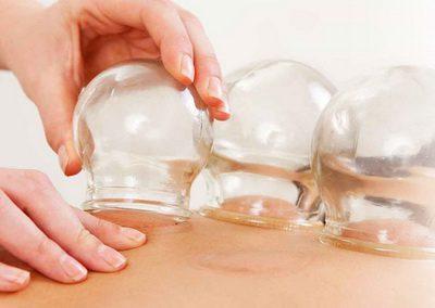 Вакуумный массаж шеи + воротниковой зоны + 2-х плечевых суставов