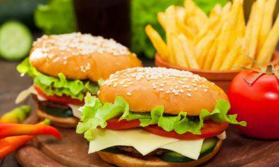 «Быстрая еда» — полезно ли?