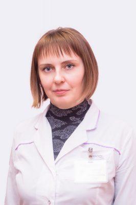 Крукович Елена Владимировна