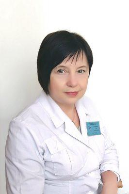 Карпович Зоя Николаевна