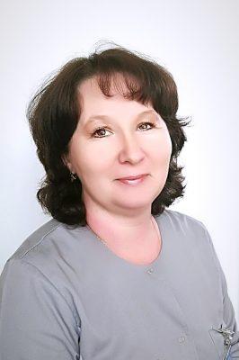 Щербина Светлана Михайловна
