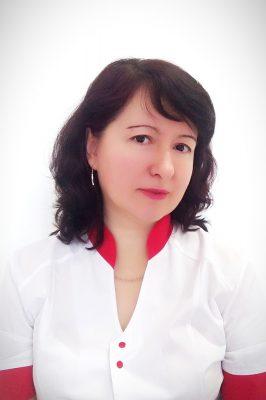 Камеш Алла Васильевна