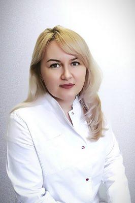 Фурсова Елена Александровна