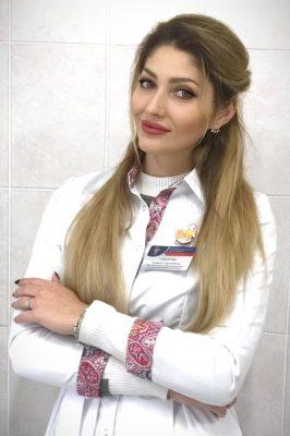 Геворгян Алина Сергеевна