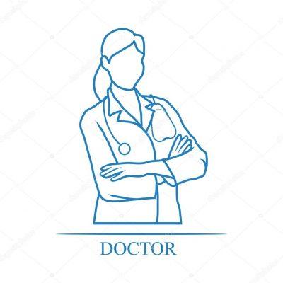 Врач — педиатр